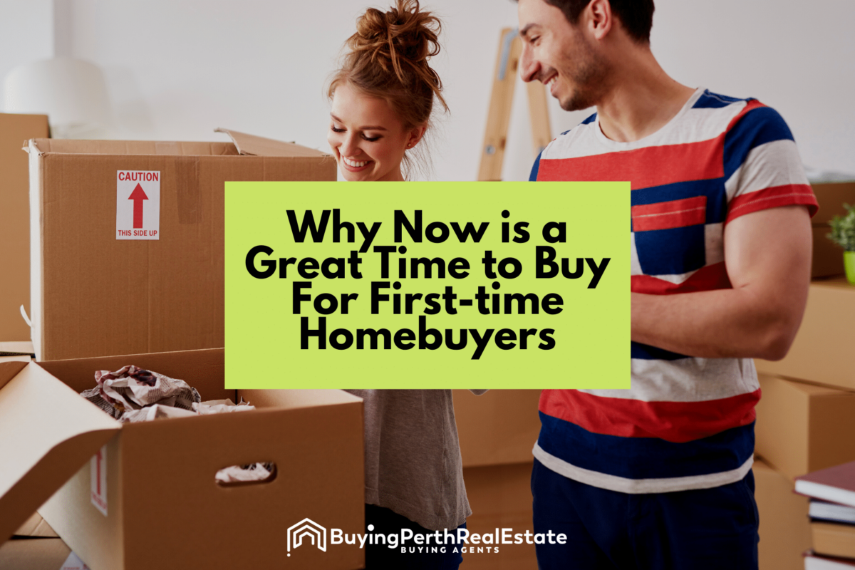 first time homebuyers blog post