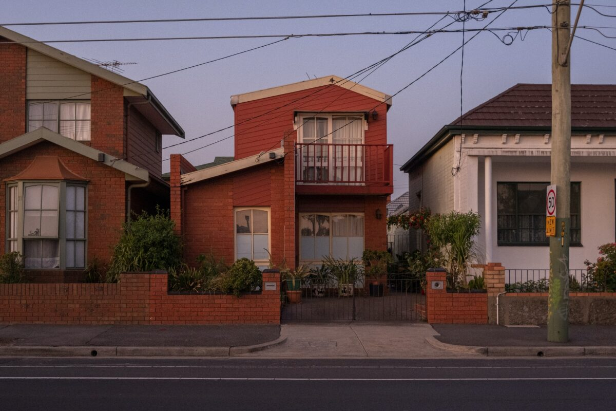 single-family home, one of the types of residential properties in australia