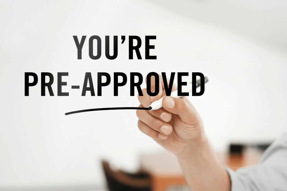 benefits of having pre-approved loan